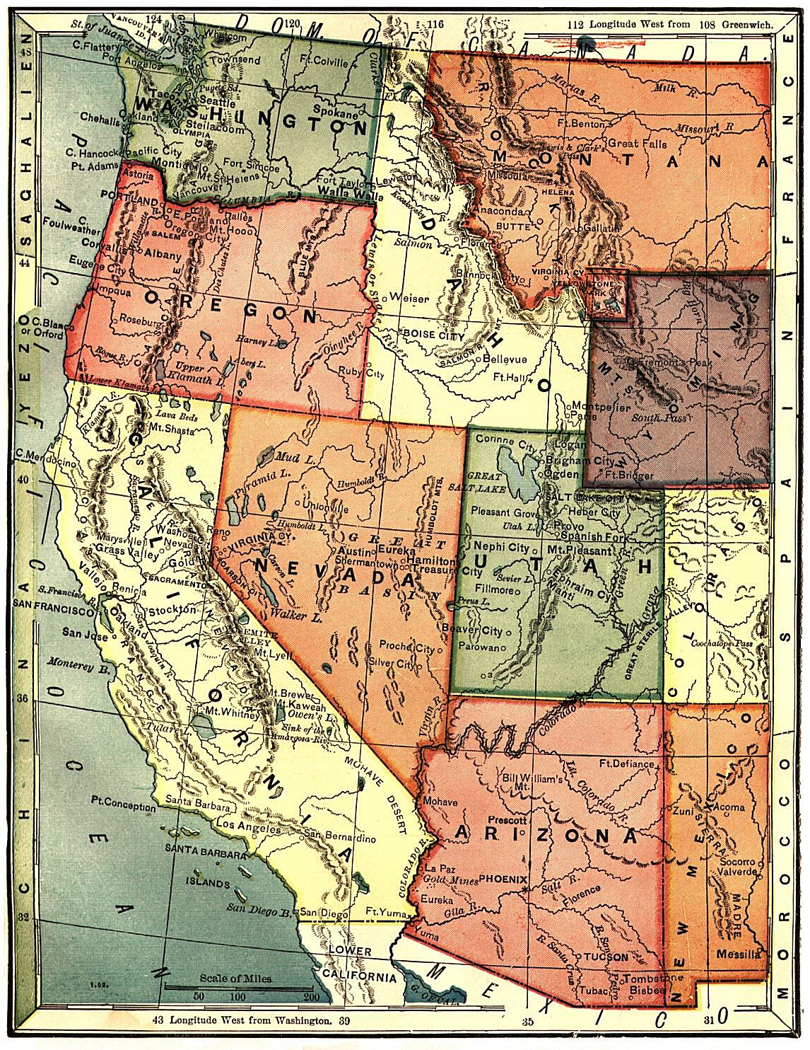 a history of california and arizona in the united states The federal law made it illegal to knowingly cast contempt upon any flag of the united states by publicly mutilating, defacing, defiling, burning or trampling upon it the law defined flag in an expansive manner similar to most states.